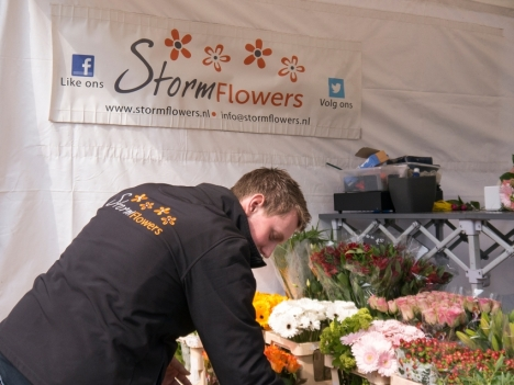 Uw bloemist in Almere e.o. is Storm Flowers